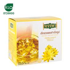 ขาวละออ เก็กฮวยผงสำเร็จรูป 1 กล่อง (10 ซอง) | Khaolaor Instant Chrysanthemum 1 box (10 Sachets)