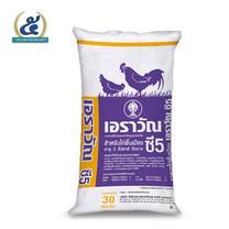 อาหารไก่พื้นเมือง ซี5 (เม็ด) 30 กก.