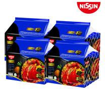 NISSIN บะหมี่กึ่งสำเร็จรูปนิสชินซองรสปูผัดผงกะหรี่ ไทย ซิกเนเจอร์ แบบแห้ง PACK (20 ซอง) SKU 504170(20 ซอง)