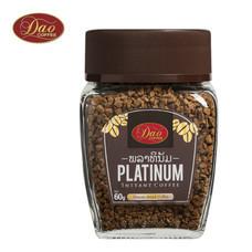 กาแฟ ดาวคอฟฟี่ แพลทตินั่ม ขนาด 60 กรัม (DAO COFFEE PLATINUM)