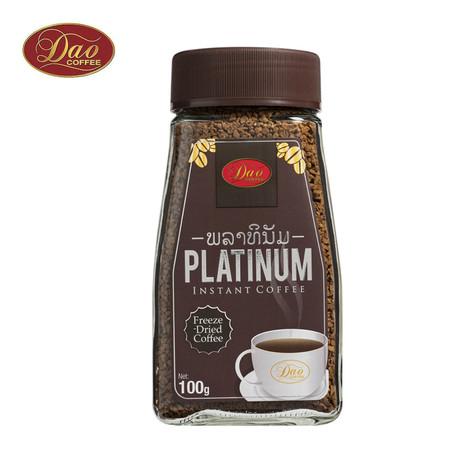 กาแฟ ดาวคอฟฟี่ แพลทตินั่ม ขนาด 100 กรัม (DAO COFFEE PLATINUM)