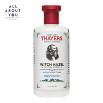 Thayers Unscented Witch Hazel Toner 355 ml.