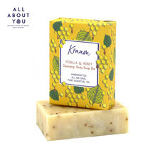KRAAM - Perilla & Honey Cleansing Body Soap Bar
