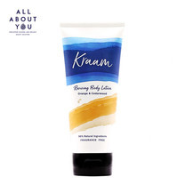 KRAAM Reviving Body Lotion (Orange & Cedarwood) 290 ml.