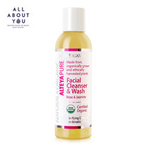 Alteya Organics|Pure Facial Cleanser & Wash - Rose & Jasmine