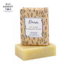 KRAAM - Oat Flakes Exfoliating Body Soap Bar