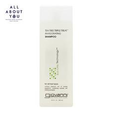 Giovanni Eco Chic® Tea Tree Triple Treat Invigorating Shampoo, 8.5 oz
