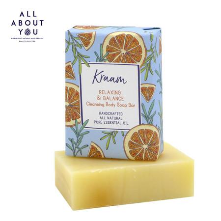 KRAAM - Relaxing & Balance Cleansing Body Soap Bar