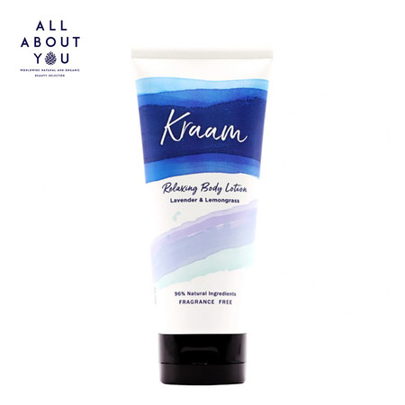 KRAAM Relaxing Body Lotion (Lavender&Lemongrass) 290 ml.
