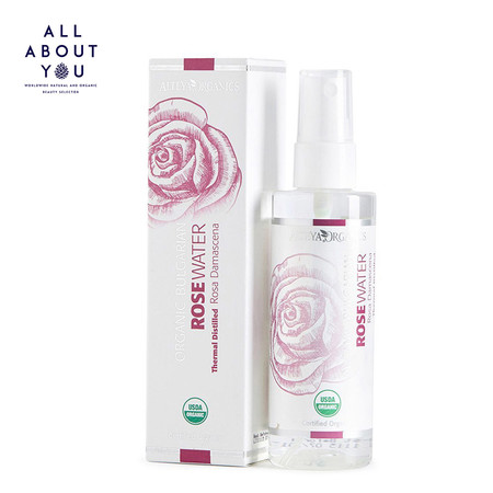 Alteya Organics Rose Water, 100 ml.