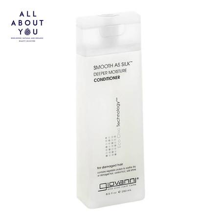 Giovanni Eco Chic® Smooth As Silk Deep Moisture Conditioner, 8.5 oz