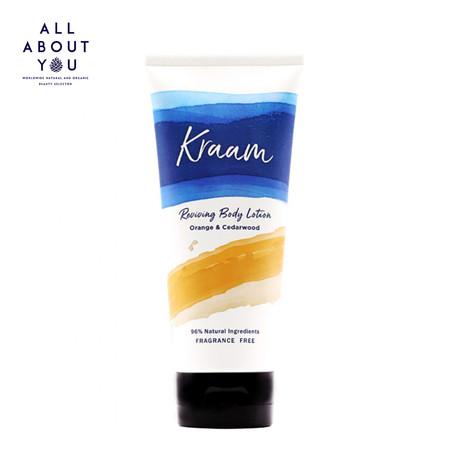 KRAAM Reviving Body Lotion (Orange & Cedarwood) 290 ml.