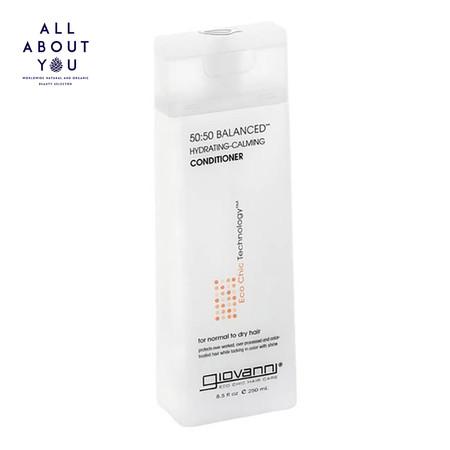 Giovanni Eco Chic® 50:50 Balanced Hydrating-Clarifying Conditioner, 8.5 oz