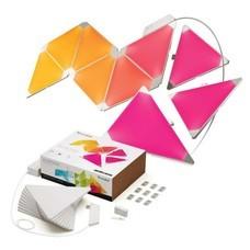 Nanoleaf Aurora Starter Kit Triangle White 9 Pack EU/U (เซ็ทไฟประดับตกแต่ง) 739121790001