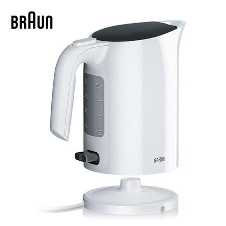 Braun กาต้มน้ำไฟฟ้า PurEase รุ่น WK3000.WH