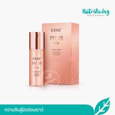 Exxe' Salmon Placenta Facial Serum Anti-Aging and Whitening Skin Care 30 มล.เซรั่มบำรุงผิวหน้า ช่วยลดริ้วรอย ใบหน้าตึงกระชับ