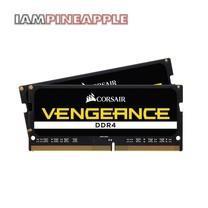 Corsair Memory Vengeance Series 32GB (2x16GB) DDR4 SODIMM 2400MHz CL16 Kit