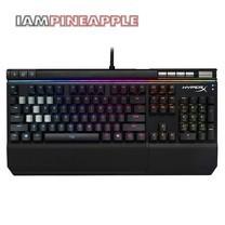 Hyper X Gaming Keyboard Alloy Elite RGB MX Blue [US]