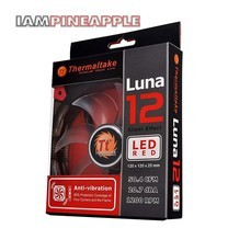 Thermaltake Fan LUNA 12 LED Red