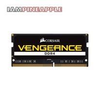Corsair Memory Vengeance Series 16GB (1x16GB) DDR4 SODIMM 2666MHz CL18 Kit [Black]