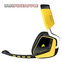 Corsair Gaming Headset VOID PRO RGB Wireless Special Edition [Yellow]