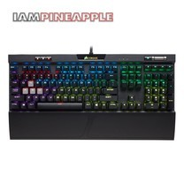 Corsair Gaming Keyboard K70 RGB MK.2 Mechanical [Blue Switch]