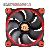 Thermaltake Fan Riing 12 LED Red