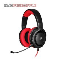 Corsair Gaming Headset HS35 Stereo Red