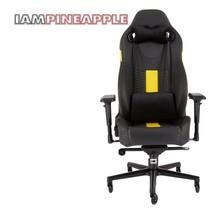 Corsair Gaming Chair T2 ROAD Warrior [Black/Yellow]