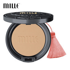 MILLE CHARCOAL MATTE COVER PACT SPF 25 PA++ #02 NATURAL
