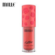 MILLE TATTOO VELVET TINT #02 STRAWBERRY MOUSSE
