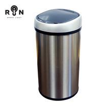RIN ถังขยะเซ็นเซอร์ Stainless 12 L