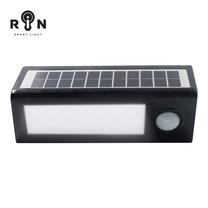 RIN ไฟ Solar Nightlight สามเหลี่ยม 18 LED