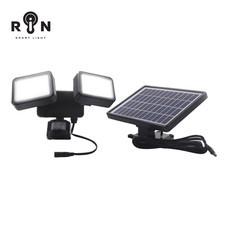 RIN ไฟ Solar Nightlight Spot Light สี่เหลี่ยม 88LED