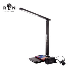 RIN Smart Lamp + Wireless charger PLUG IN 36 LED
