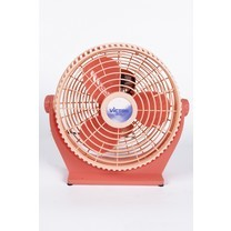 Victor พัดลมแฟนซี ขนาด 10 นิ้ว รุ่น BX-211 หน้ากากถอดล้างได้ ปรับก้ม-เงยได้ พัดลม พัดลมตั้งโต๊ะ Electric Fan พัดลมวิคเตอร์ (สีส้ม)