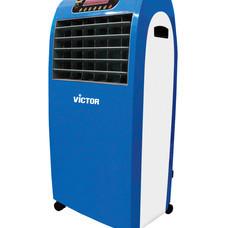 Victor พัดลมไอเย็น ขนาด 8 ลิตร รุ่น AC-06RC สีฟ้า