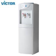 เครื่องทำน้ำร้อน-เย็น พลาสติก 2 ก๊อก รุ่น VT-235 สีขาว