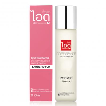 IDOFRAGRANCE ไอดู น้ำหอม กลิ่นเพลสเชอร์ Pleasure Eau de Parfum 100ml