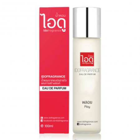 IDOFRAGRANCE ไอดู น้ำหอม กลิ่นพลอย Ploy Eau De Parfum ขนาด 100ml