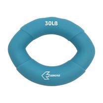 EXERCISE แฮนด์กริ๊ป ทรงรี AB3146 สีฟ้า ขนาด 30ปอนด์