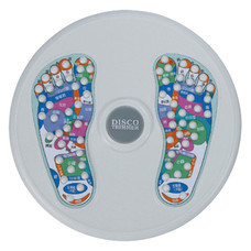 EXEO จานทวิสต์ 35ซม. SG-13081 ปุ่มนวดรูปเท้า