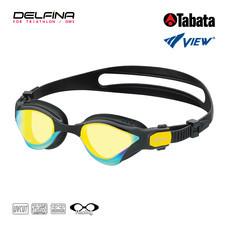 VIEW แว่นตาว่ายน้ำไตรกีฬา V2000AMR แบบเลนส์ฉาบปรอท