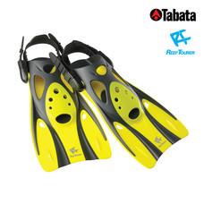 TABATA ตีนกบ RF0103 สีดำ-เหลือง