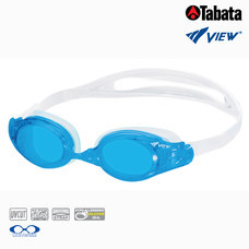 VIEW แว่นตาว่ายน้ำ  ซิลิโคน V550A