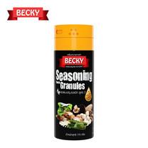 "BECKY Seasoning ""เบ็คกี้"" ผงปรุงรสจากธรรมชาติ รสสาหร่ายเห็ดหอม (ขนาด 170g. / ขวด)"