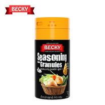 "BECKY Seasoning ""เบ็คกี้"" ผงปรุงรสจากธรรมชาติ รสผักรวม (ขนาด 90g. / ขวด)"