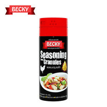 "BECKY Seasoning ""เบ็คกี้"" ผงปรุงรสจากธรรมชาติ รสไก่ (ขนาด 170g. / ขวด)"