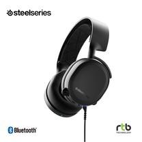 SteelSeries หูฟังเกมมิ่ง ไร้สาย 7.1 รุ่น Arctis 3 Bluetooth (2019 Edition) - Black