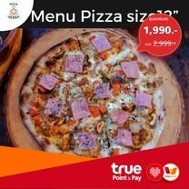 คูปอง เงินสดมูลค่า 2999 บาท ที่ร้าน Pizza Therapy by TrueYou